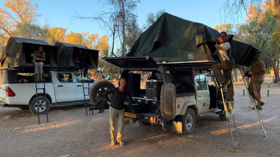 Namibia: viaggio esplorativo in camp e 4x4